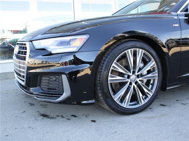 2019 Audi A6 55 Progressiv (Stk: 190239) in Regina - Image 10 of 25