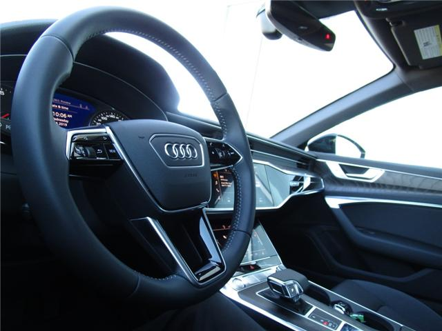 2019 Audi A6 55 Progressiv (Stk: 190239) in Regina - Image 17 of 25