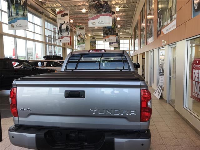2019 Toyota Tundra Platinum 5.7L V8 (Stk: 190098) in Cochrane - Image 4 of 12