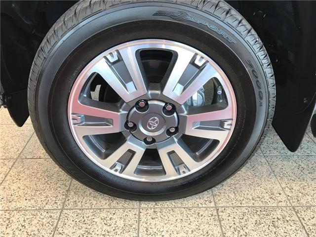 2019 Toyota Tundra Platinum 5.7L V8 (Stk: 190098) in Cochrane - Image 8 of 12