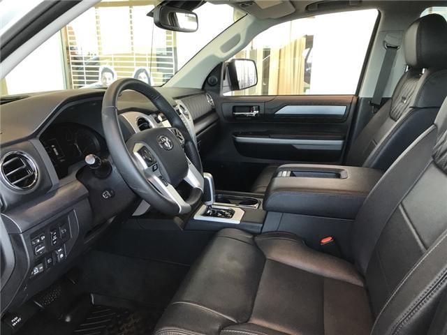 2019 Toyota Tundra Platinum 5.7L V8 (Stk: 190098) in Cochrane - Image 9 of 12