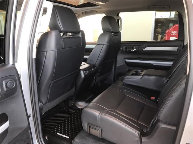 2019 Toyota Tundra Platinum 5.7L V8 (Stk: 190098) in Cochrane - Image 10 of 12