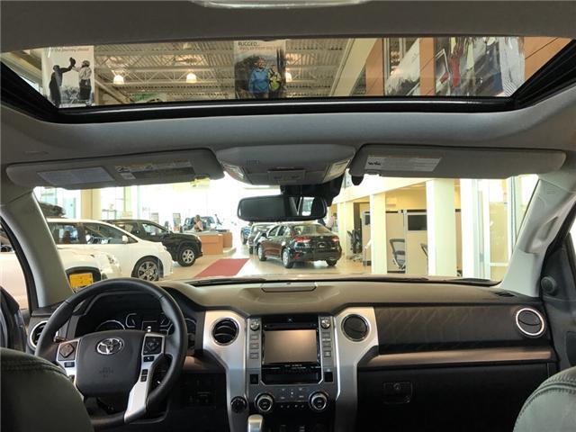 2019 Toyota Tundra Platinum 5.7L V8 (Stk: 190098) in Cochrane - Image 11 of 12
