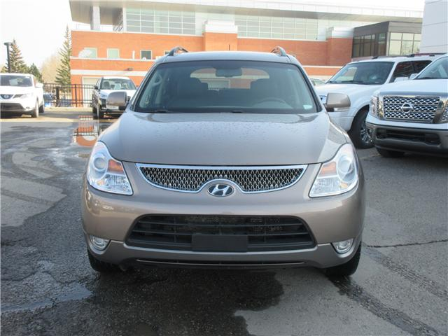 2011 Hyundai Veracruz GLS (Stk: 8949) in Okotoks - Image 13 of 16