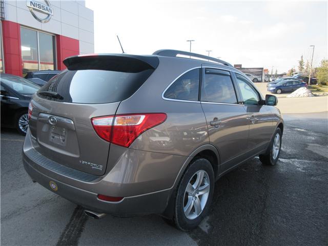 2011 Hyundai Veracruz GLS (Stk: 8949) in Okotoks - Image 15 of 16