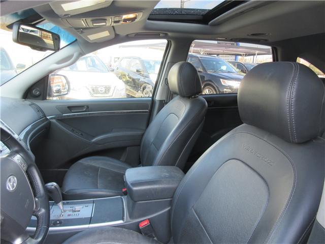 2011 Hyundai Veracruz GLS (Stk: 8949) in Okotoks - Image 6 of 16