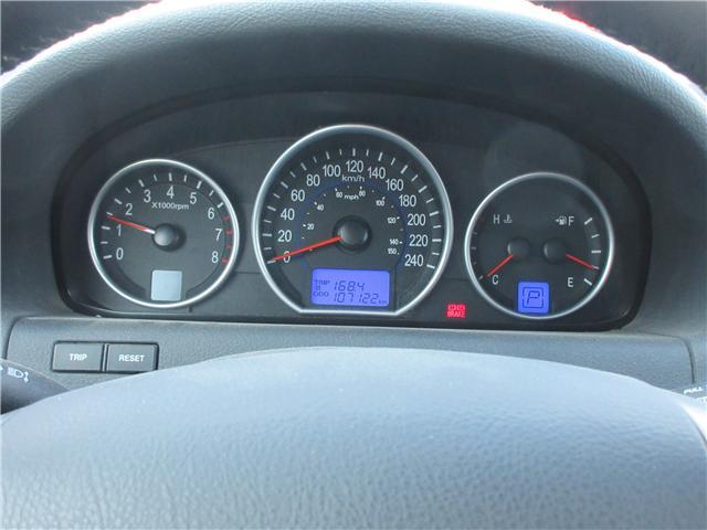 2011 Hyundai Veracruz GLS (Stk: 8949) in Okotoks - Image 8 of 16