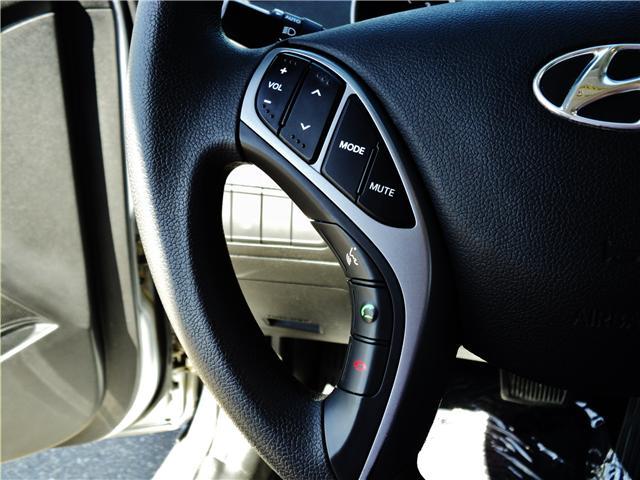 2016 Hyundai Elantra GL (Stk: 1479) in Orangeville - Image 13 of 18