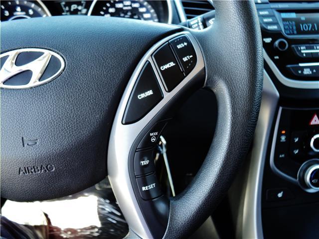 2016 Hyundai Elantra GL (Stk: 1479) in Orangeville - Image 15 of 18