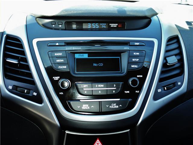 2016 Hyundai Elantra GL (Stk: 1479) in Orangeville - Image 16 of 18