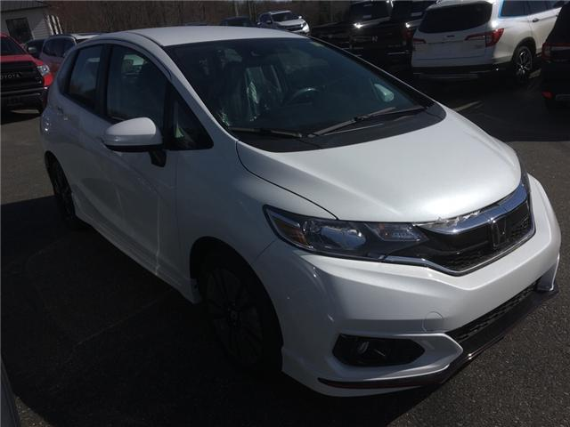 2019 Honda Fit Sport (Stk: 219417) in Huntsville - Image 1 of 1