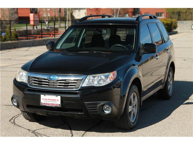 2009 Subaru Forester 2.5 X Touring Package (Stk: 1904169) in Waterloo - Image 1 of 27