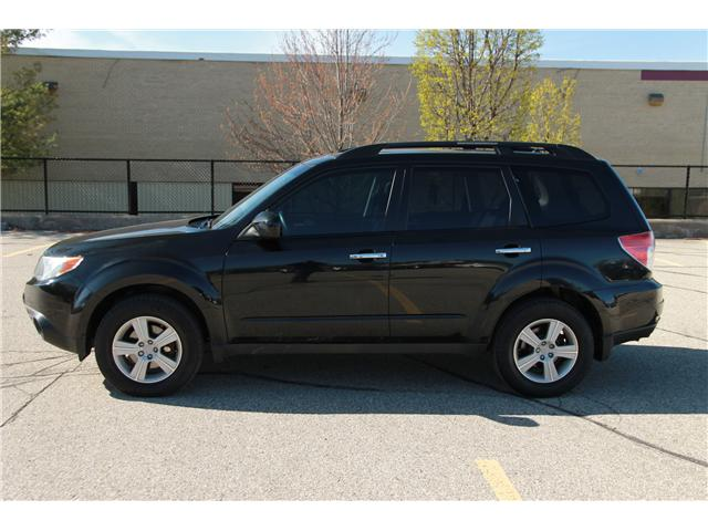 2009 Subaru Forester 2.5 X Touring Package (Stk: 1904169) in Waterloo - Image 2 of 27