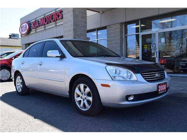 2008 Kia Magentis LX (Stk: ) in Cobourg - Image 1 of 19