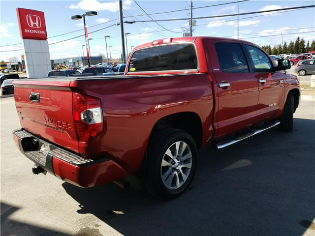 2014 Toyota Tundra Limited 5.7L V8 (Stk: N19139A) in Timmins - Image 3 of 11