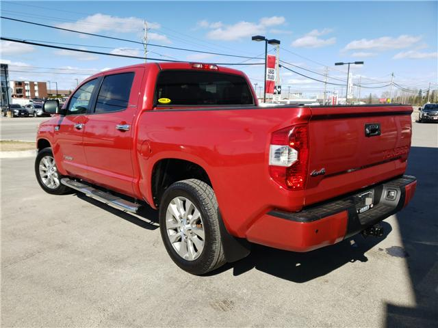 2014 Toyota Tundra Limited 5.7L V8 (Stk: N19139A) in Timmins - Image 5 of 11