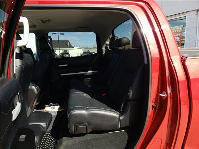 2014 Toyota Tundra Limited 5.7L V8 (Stk: N19139A) in Timmins - Image 7 of 11