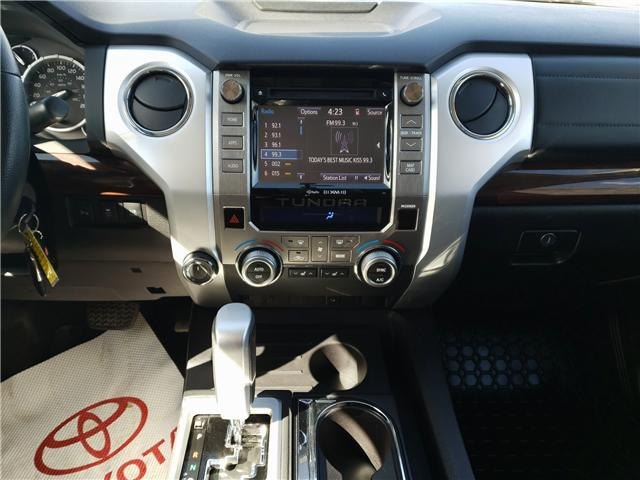 2014 Toyota Tundra Limited 5.7L V8 (Stk: N19139A) in Timmins - Image 9 of 11