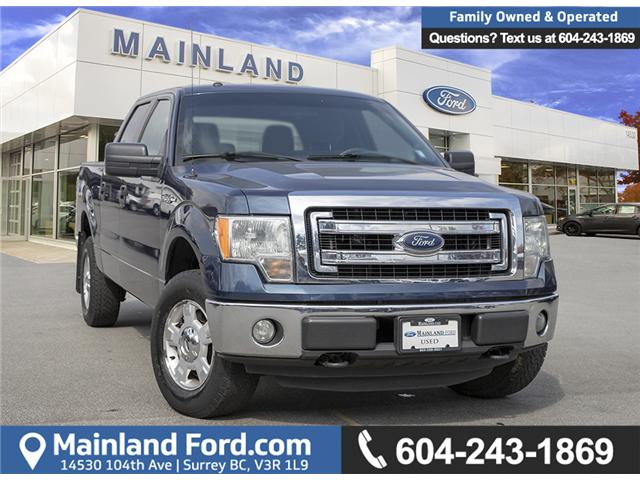 2013 Ford F-150 XLT (Stk: 9F10155A) in Surrey - Image 1 of 20