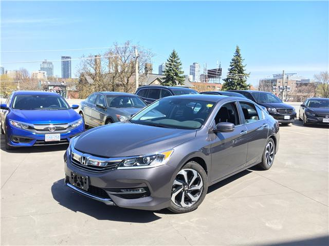 2017 Honda Accord EX-L (Stk: HP3321) in Toronto - Image 1 of 19