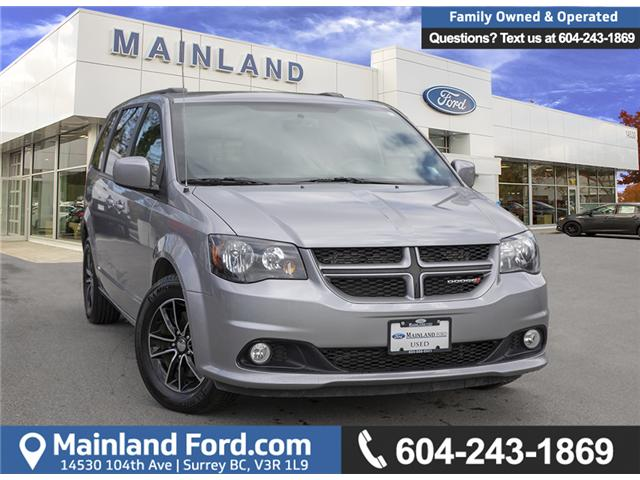 2018 Dodge Grand Caravan GT (Stk: P5618) in Surrey - Image 1 of 28