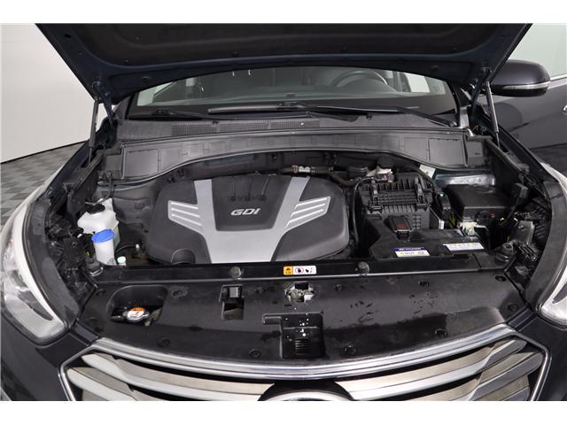 2016 Hyundai Santa Fe XL Limited Adventure Edition (Stk: U-0569) in Huntsville - Image 37 of 39