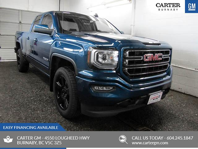 2019 GMC Sierra 1500 Limited Base (Stk: 89-06320) in Burnaby - Image 1 of 13