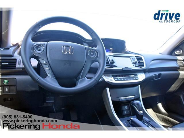 2015 Honda Accord EX-L (Stk: P4857) in Pickering - Image 2 of 34