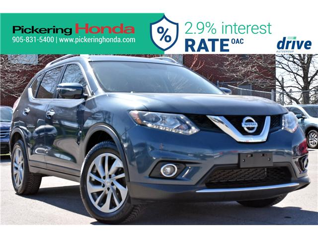 2014 Nissan Rogue SL (Stk: P4810A) in Pickering - Image 1 of 33