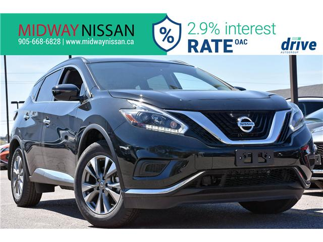 2018 Nissan Murano S (Stk: U1688) in Whitby - Image 1 of 30