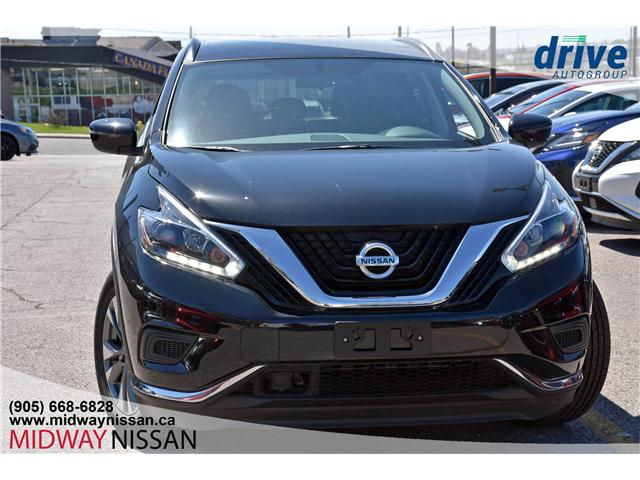 2018 Nissan Murano S (Stk: U1688) in Whitby - Image 4 of 30