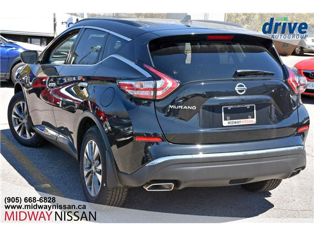 2018 Nissan Murano S (Stk: U1688) in Whitby - Image 7 of 30
