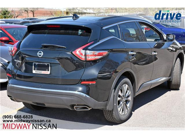 2018 Nissan Murano S (Stk: U1688) in Whitby - Image 10 of 30