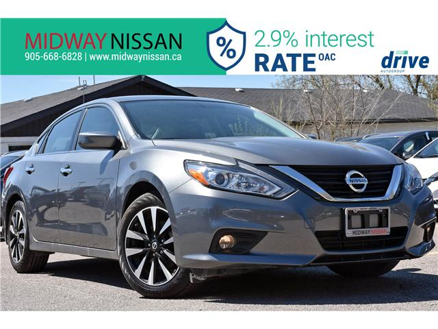 2018 Nissan Altima 2.5 SV 1N4AL3AP2JC277330 U1686 in Whitby