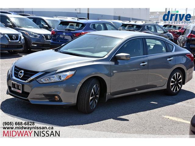 2018 Nissan Altima 2.5 SV (Stk: U1686) in Whitby - Image 5 of 54