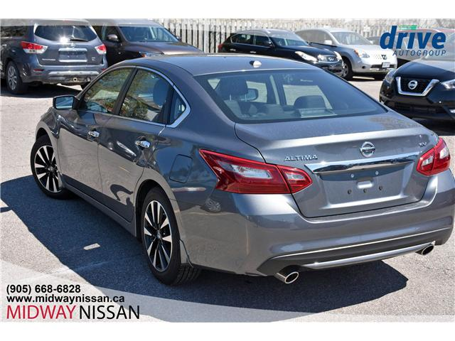 2018 Nissan Altima 2.5 SV (Stk: U1686) in Whitby - Image 7 of 54