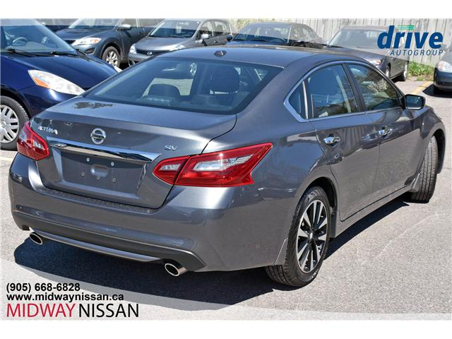 2018 Nissan Altima 2.5 SV (Stk: U1686) in Whitby - Image 10 of 54