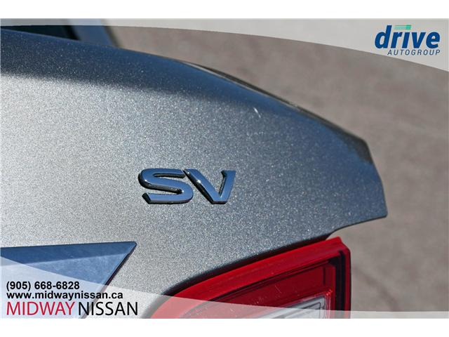 2018 Nissan Altima 2.5 SV (Stk: U1686) in Whitby - Image 13 of 54