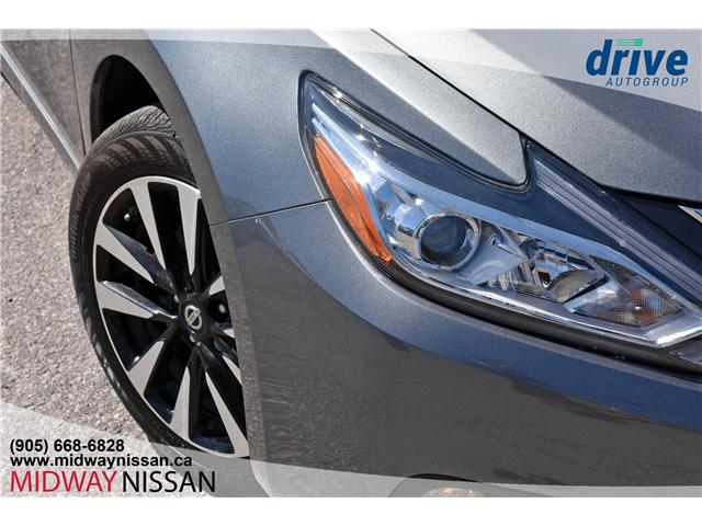 2018 Nissan Altima 2.5 SV (Stk: U1686) in Whitby - Image 16 of 54