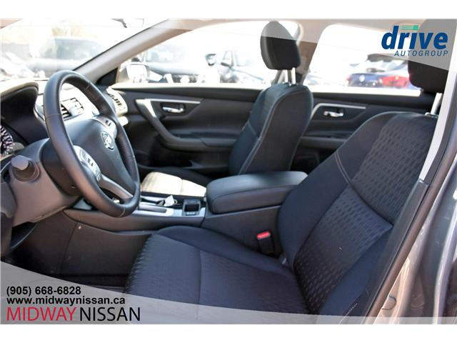 2018 Nissan Altima 2.5 SV (Stk: U1686) in Whitby - Image 18 of 54