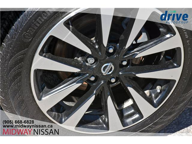 2018 Nissan Altima 2.5 SV (Stk: U1686) in Whitby - Image 22 of 54