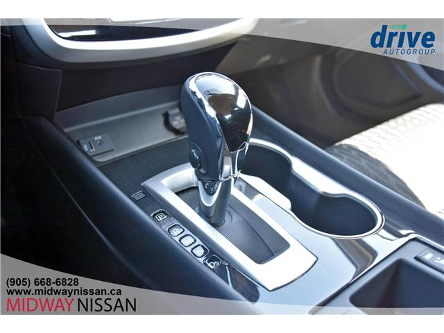 2018 Nissan Altima 2.5 SV (Stk: U1686) in Whitby - Image 39 of 54