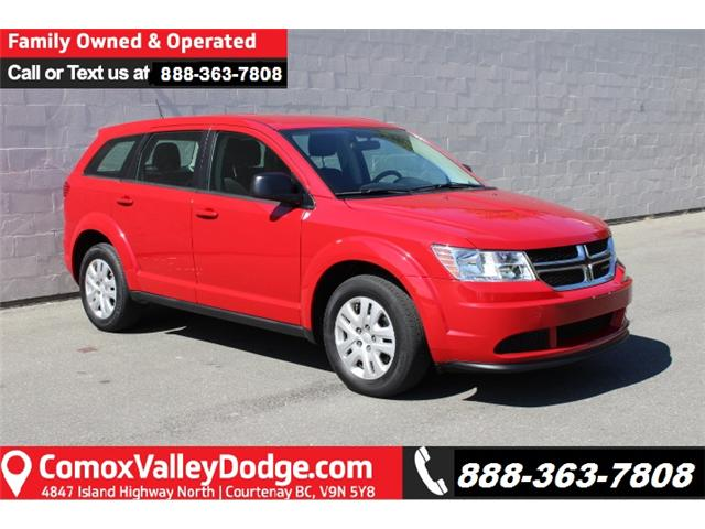 2016 Dodge Journey CVP/SE Plus (Stk: W578680A) in Courtenay - Image 1 of 30