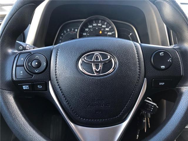 2015 Toyota RAV4 LE (Stk: ) in Concord - Image 8 of 17