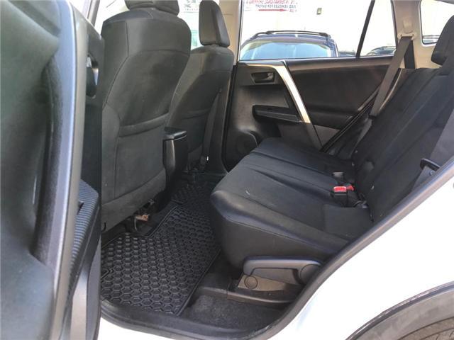2015 Toyota RAV4 LE (Stk: ) in Concord - Image 10 of 17