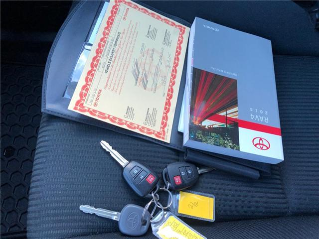 2015 Toyota RAV4 LE (Stk: ) in Concord - Image 16 of 17