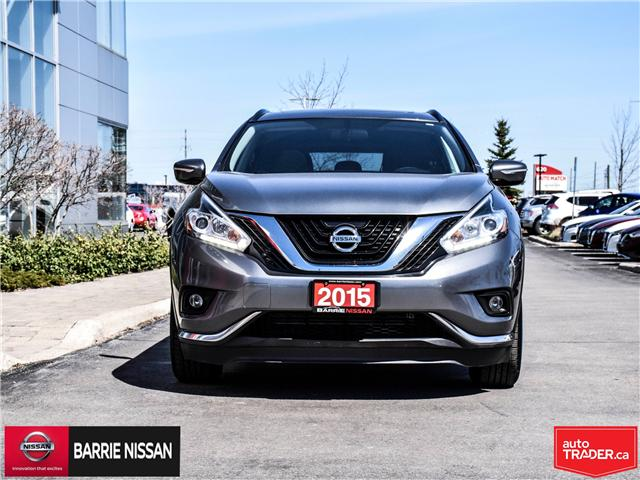 2015 Nissan Murano SV (Stk: 19441A) in Barrie - Image 2 of 27