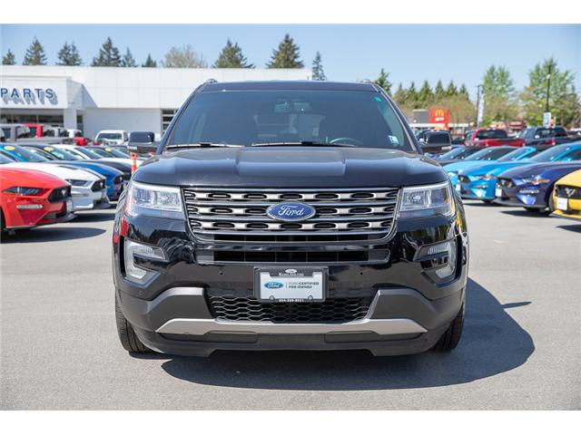 2017 Ford Explorer XLT (Stk: 9EX3379A) in Vancouver - Image 2 of 24