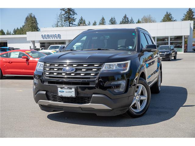 2017 Ford Explorer XLT (Stk: 9EX3379A) in Vancouver - Image 3 of 24