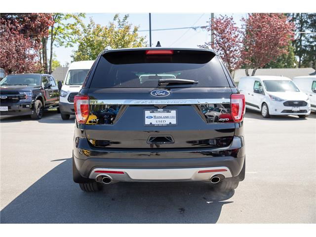 2017 Ford Explorer XLT (Stk: 9EX3379A) in Vancouver - Image 6 of 24